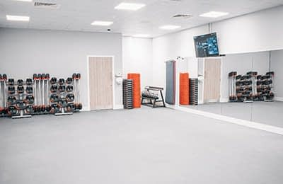 Gym classes in Worksop