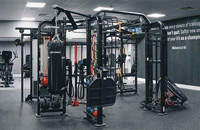 Best gym equipment Worksop