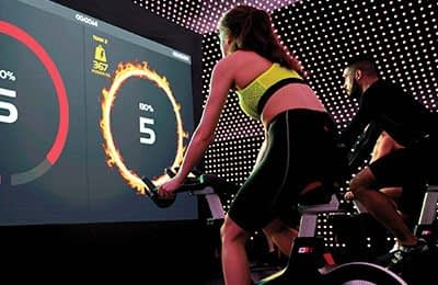 Spin classes in Worksop
