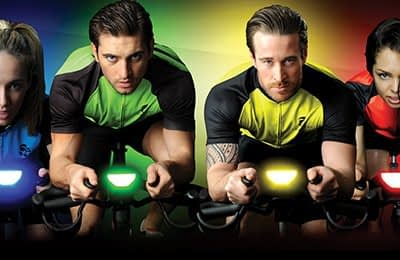 Spin fitness classes