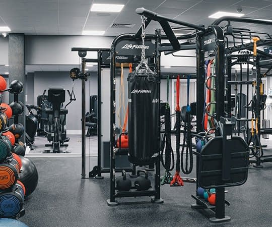 Gym fitness in Worksop